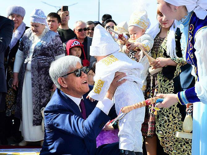 Казахстан празднует Наурыз мейрамы. Алматинская область