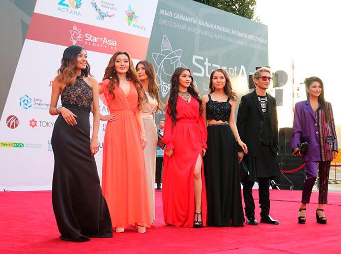 В Алматы проходит фестиваль Star of Asia