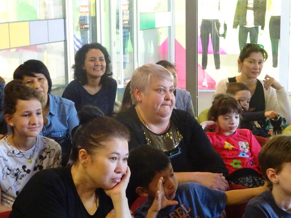 Крыловские чтения в Алматы