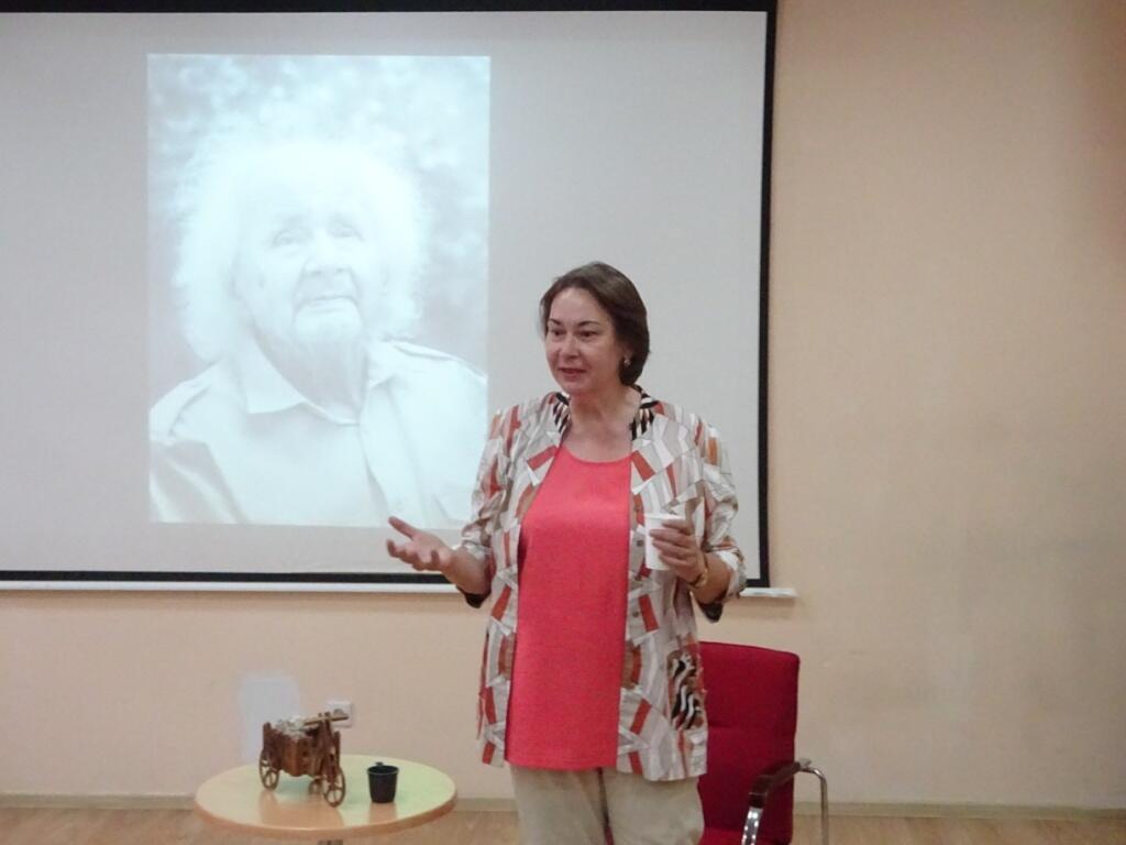 Литературное чаепитие в Алматы