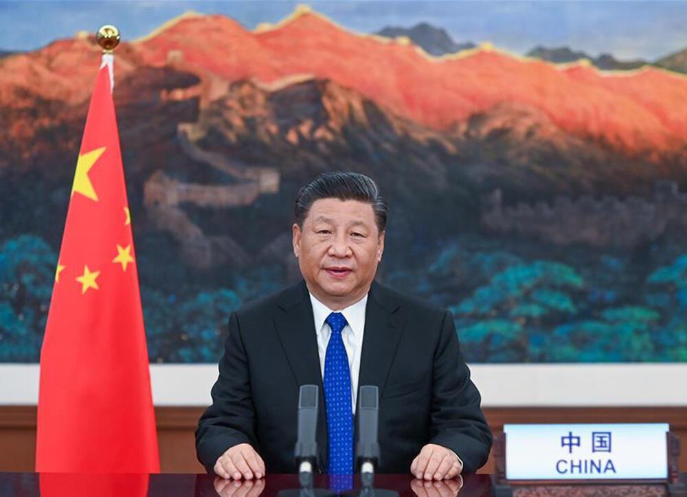 Председатель КНР выступил с речью на открытии 73-й сессии Всемирной ассамблеи здравоохранения