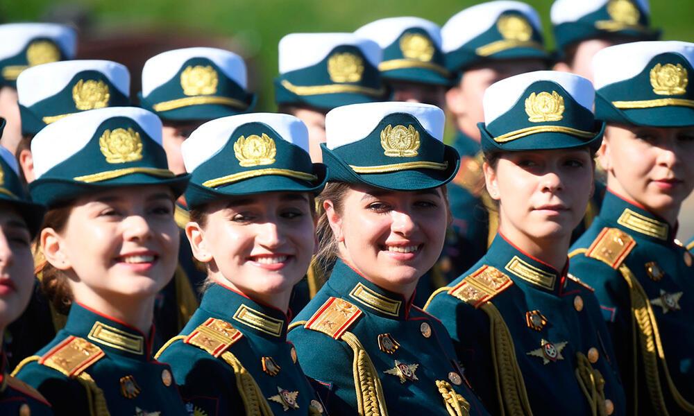 Парад Победы прошел на Красной площади в Москве. Фото:www.gazeta.ru