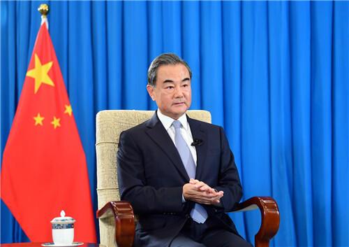Эксклюзивное интервью Вана И информационному агентству Синьхуа по китайско-американским отношениям