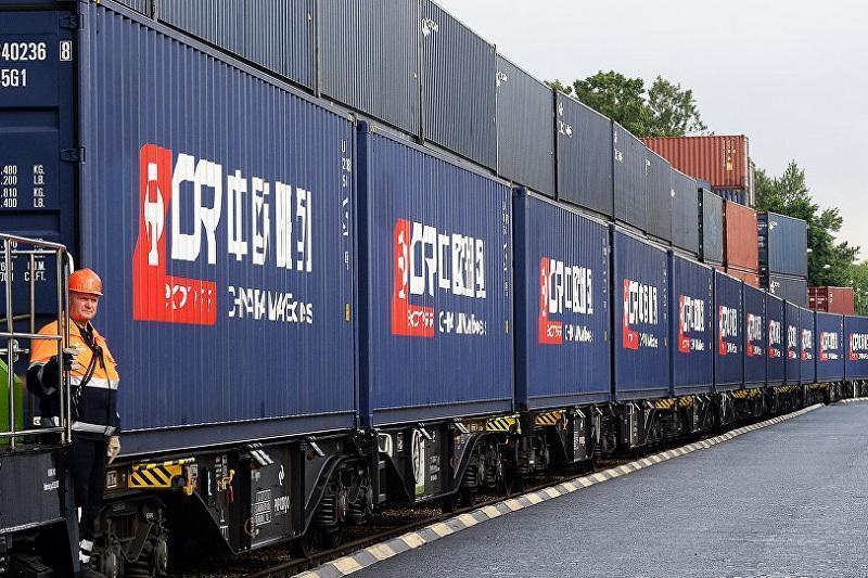 В июле КПП Хоргос в Синьцзяне занял первое место в КНР по эффективности таможенного оформления поездов