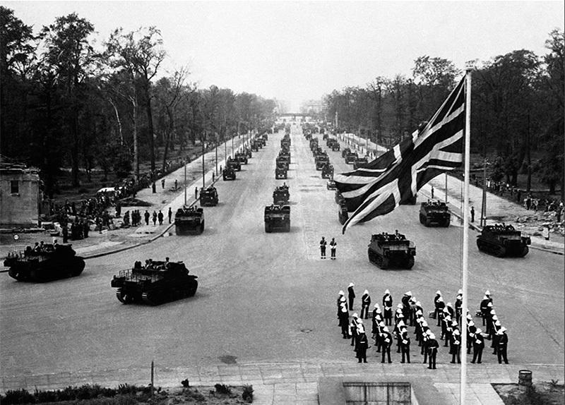 Англичане в 1945 году убили тысячи советских пленных, рассказал историк