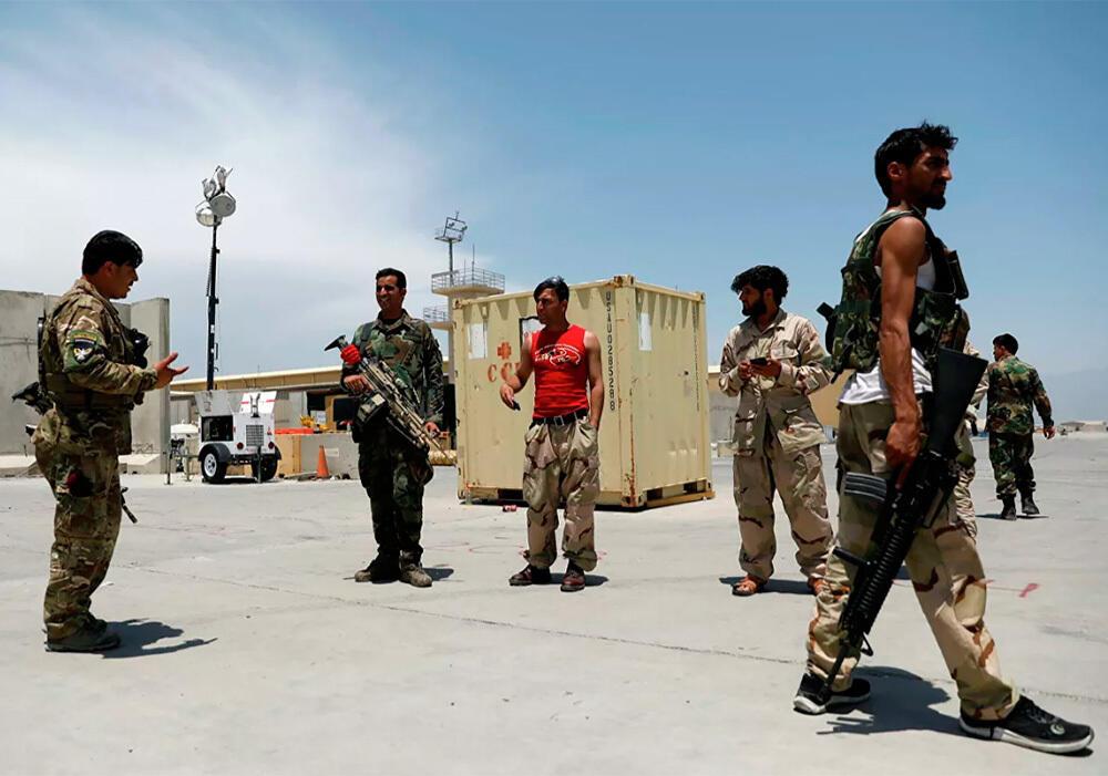 """Что делать Средней Азии с """"американскими"""" афганскими беженцами?"""