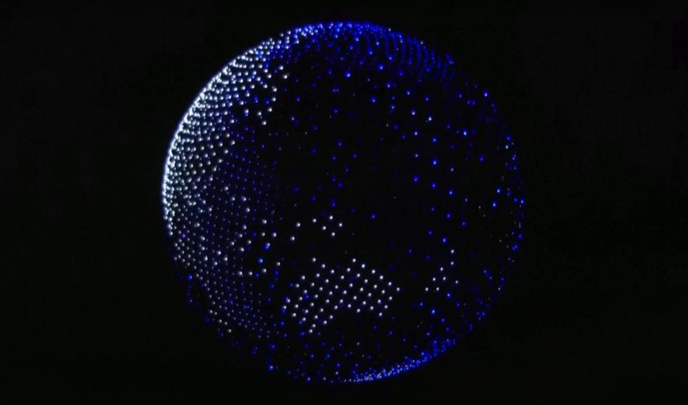 Токиода 2020 жылғы Олимпиаданың ашылуында 1800 дрон шоу өткізді