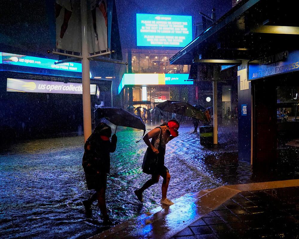 Последствия удара урагана «Ида» по северо-востоку США. Фото: russian.rt.com