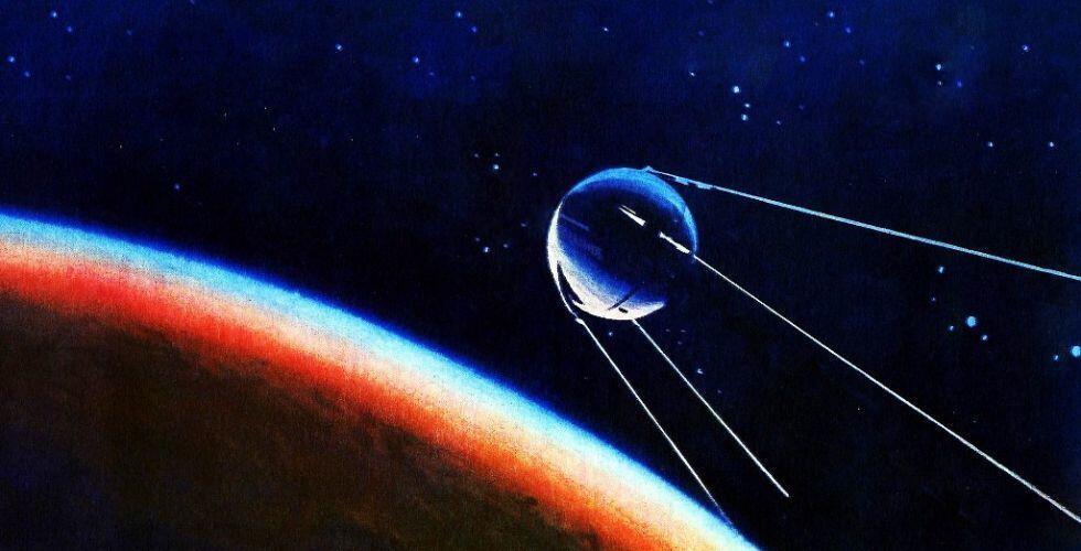 4 октября — начало освоения космоса