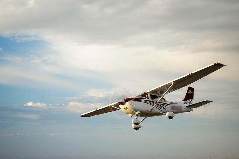Charter light aircraft crashed in Almaty region