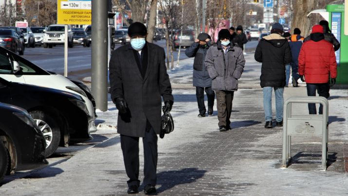 Size of population of Kazakhstan exceeded 19 million as of September 1
